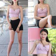 Taiwanese Model – Lola (雪岑) - Charming and Attractive Long Legs Girl - TruePic.net