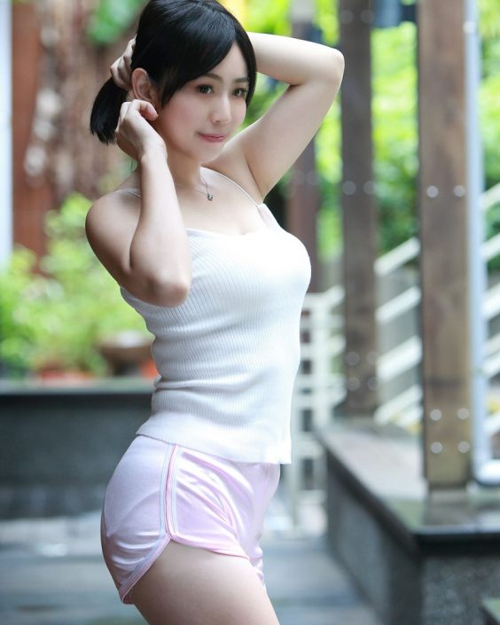 Taiwanese Model - 陳希希 - Lovely and Pure Girl - TruePic.net