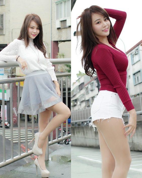 Taiwanese Model – Sun Hui Tong (孫卉彤) – A Day At Huannan Apartment - TruePic.net