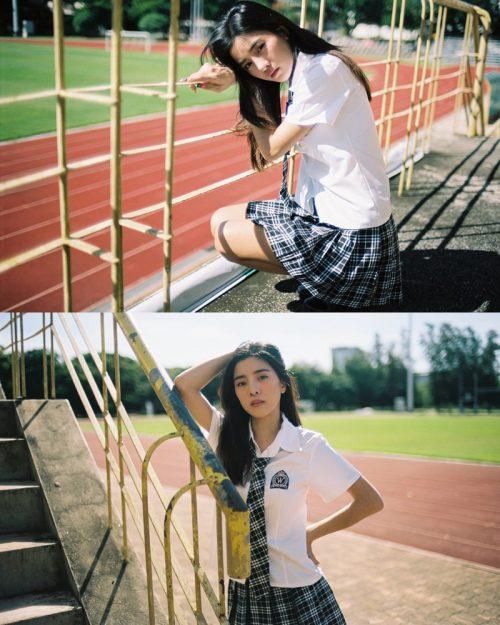 Thailand Cute Model - Bebey - Back To School - TruePic.net
