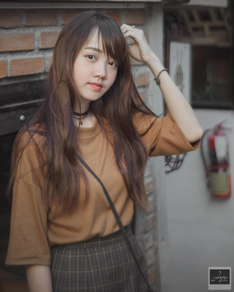 Thailand Cute Model - Fenfern Aeryingsak - A Girl With Smile - TruePic.net