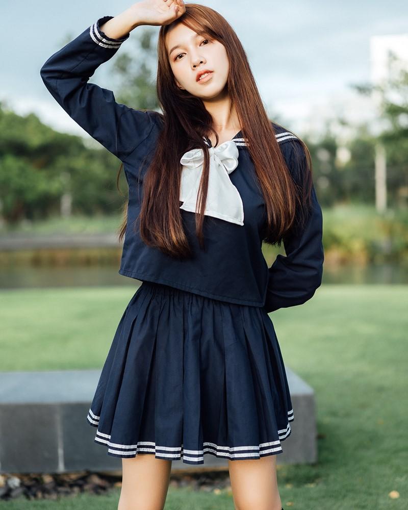 Thailand Cute Model - Pimpisa Kitiwini - After School - TruePic.net