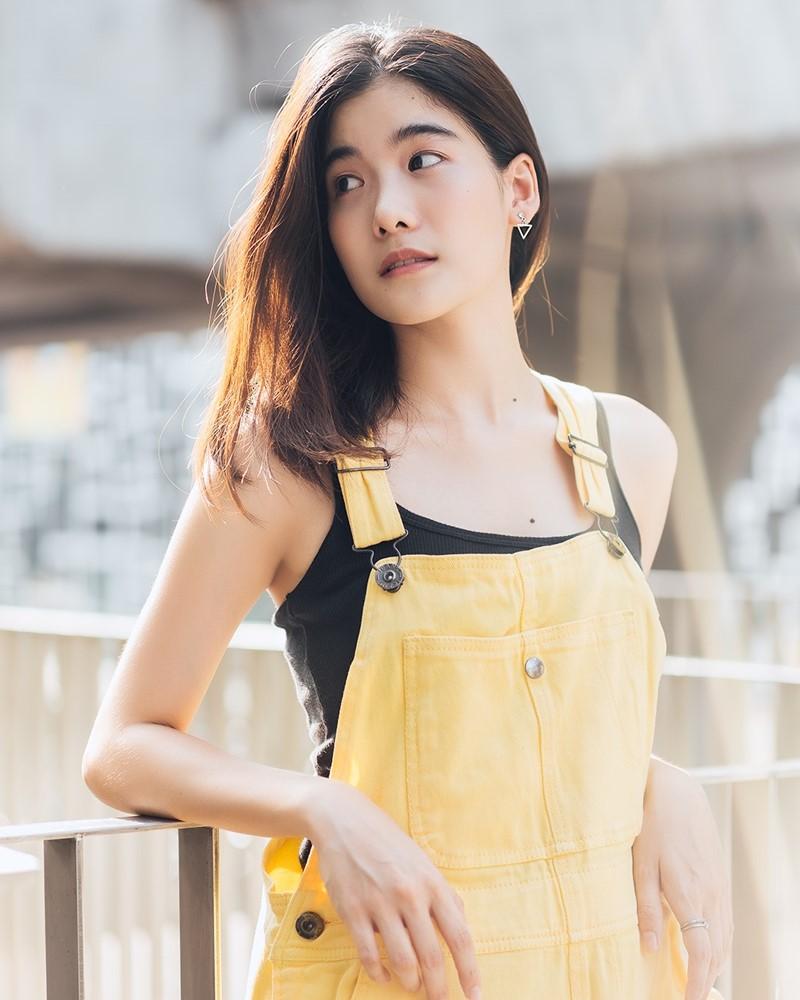 Thailand Model - Chanokneth Yospanya - Love Minions - TruePic.net