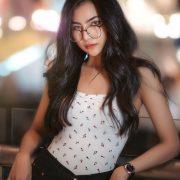 Thailand Model - Nenne Kanatsanan - Light A Burn - TruePic.net