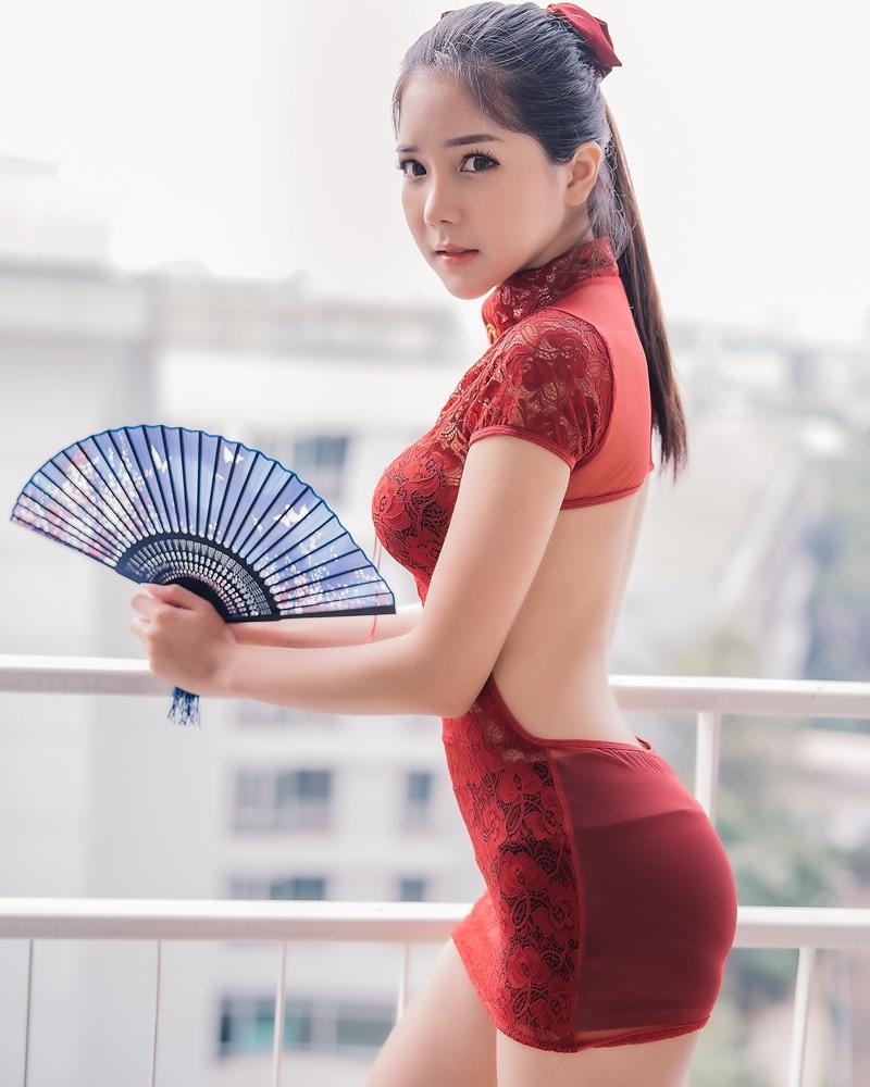 Thailand Model - Phitchamol Srijantanet - Concept: Tian Mi Mi - TruePic.net