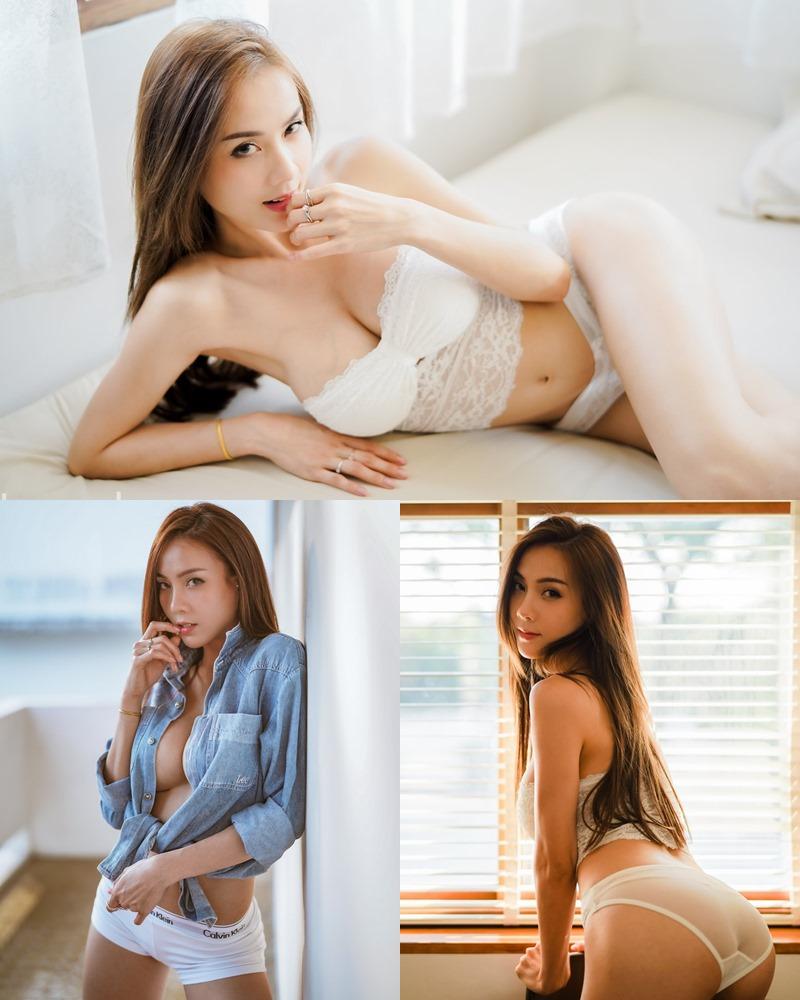 Thailand Model - Soraya Upaiprom - Sexy In The Morning - TruePic.net