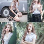 Thailand Model - นิภาภรณ์ เลิศนิติวัฒนา - Student Uniform - TruePic.net