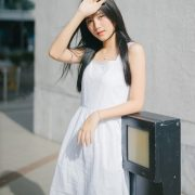 Thailand Model - Venita Loywattanakul - A Beautiful White - TruePic.net