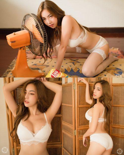 Thailand Sexy Model - Champ Phawida - Today So Hot - TruePic.net