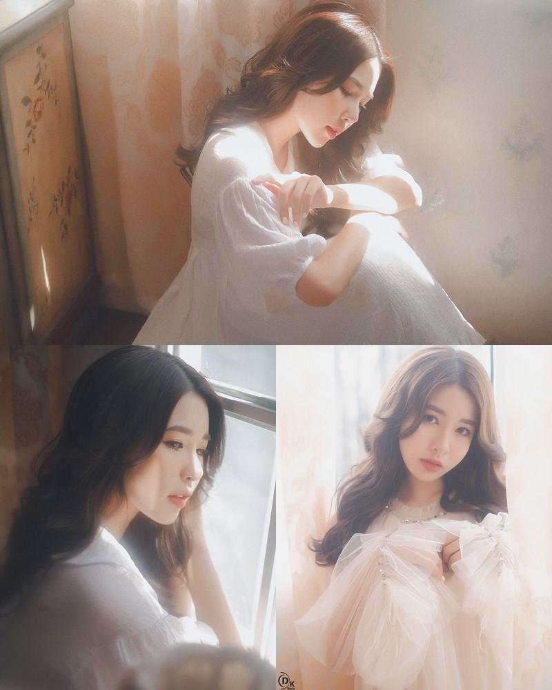 Vietnamese Beautiful Girl - The Lonely White Princess - TruePic.net