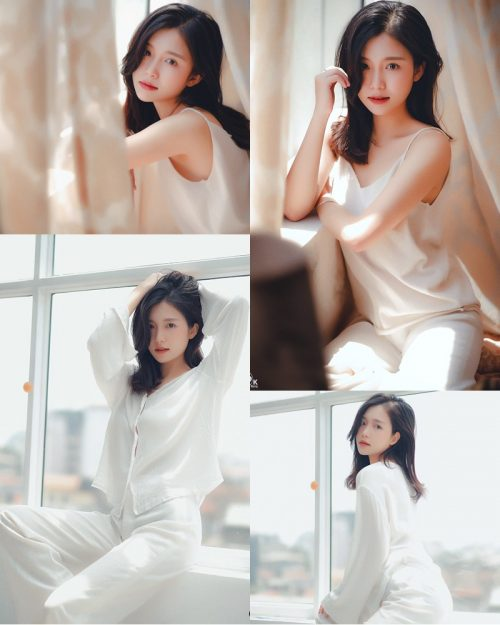 Vietnamese Cute Model - Good Morning My Beautiful Girl - TruePic.net