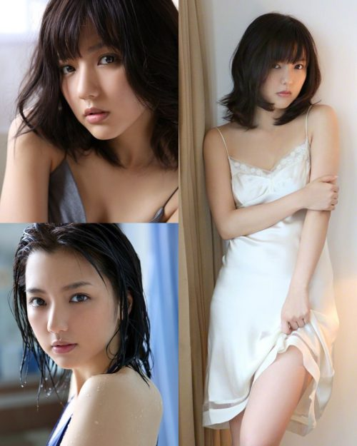 [WBGC Photograph] No.131 - Japanese Singer and Actress - Erina Mano - TruePic.net