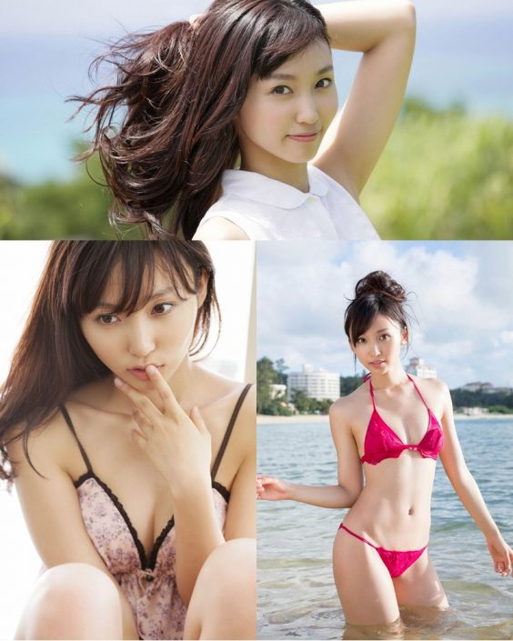 [YS Web] Vol.527 - Japanese Gravure Idol and Singer - Risa Yoshiki - TruePic.net