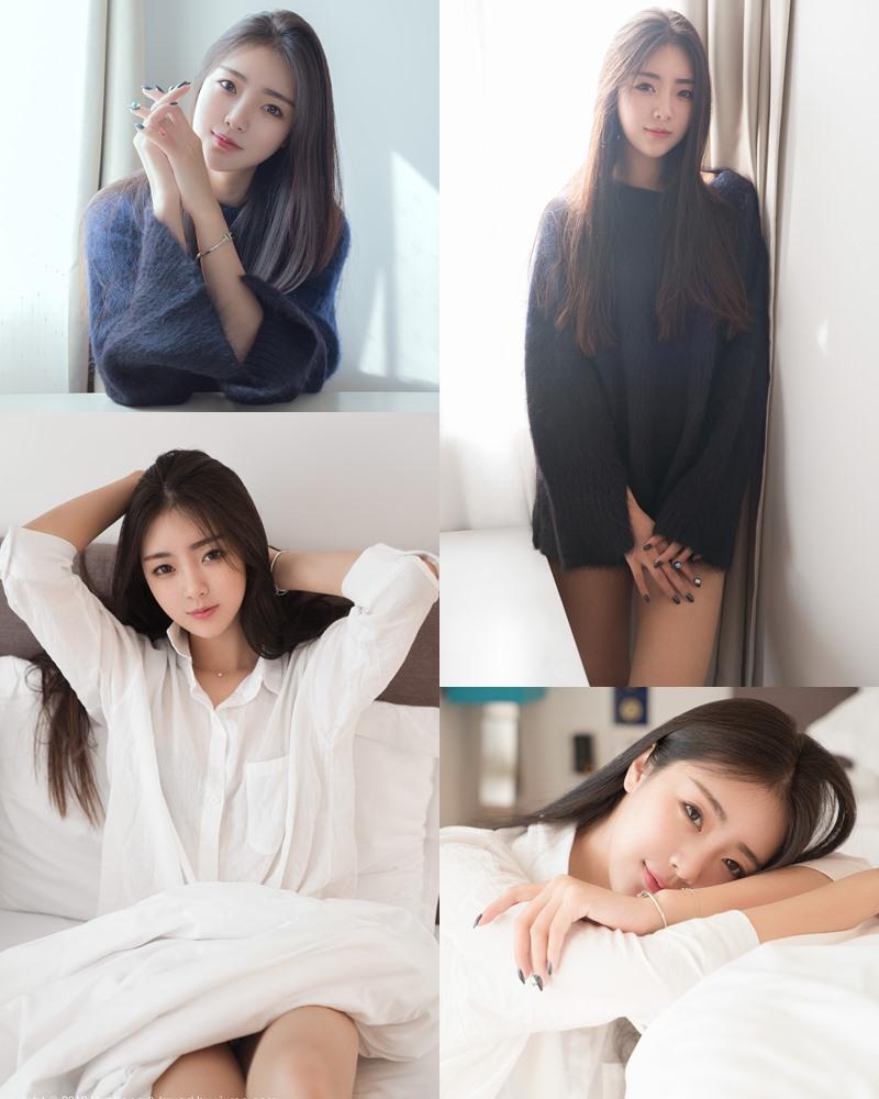 HuaYang Vol.027 - Chinese Beautiful Model - Ke Le Vicky (可乐Vicky) - TruePic.net