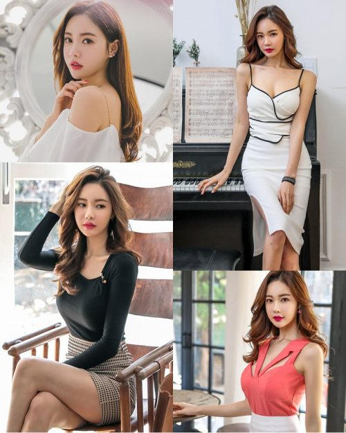 Korean Beautiful Model – Hyemi – Fashion Photography Collection #1 - TruePic.net