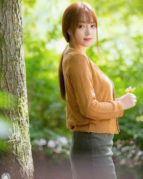 Korean Beautiful Model – Ji Yeon – My Cute Princess #3 - TruePic.net