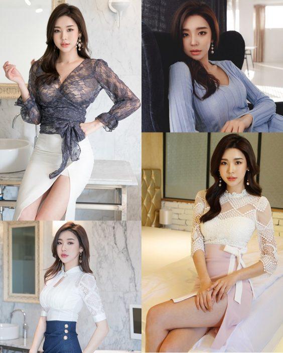 Korean Beautiful Model – Park Da Hyun – Fashion Photography #3 - TruePic.net