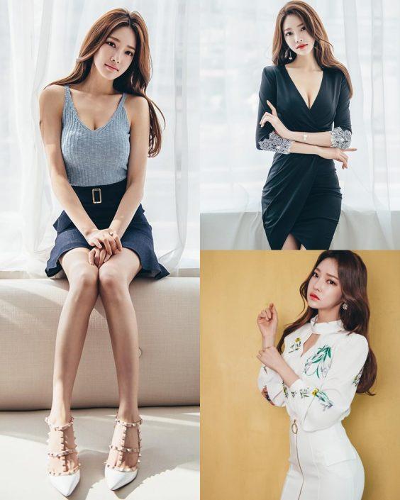 Korean Beautiful Model – Park Jung Yoon – Fashion Photography #6 - TruePic.net