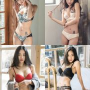 Korean Fashion Model – Baek Ye Jin – Sexy Lingerie Collection #7 - TruePic.net