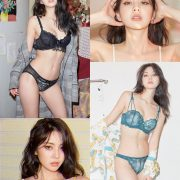 Korean Fashion Model - Lee Chae Eun (이채은) - Come On Vincent Lingerie #1 - TruePic.net
