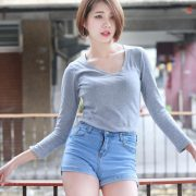 Pretty Taiwan Showgirl - 黃竹萱 - Beautiful Long Legs Girl - TruePic.net