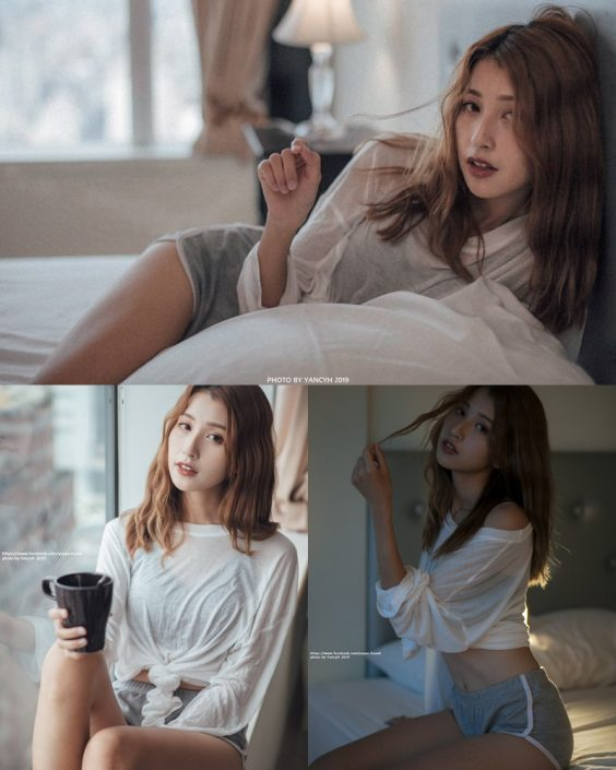 Taiwanese Model - Dai Lunq - Wait For Me To Come To You - TruePic.net