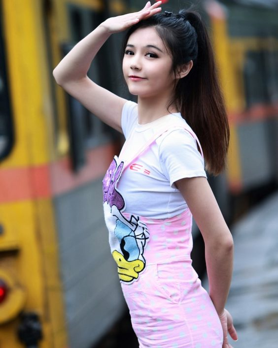 Taiwanese Model - 黃旺旺 - Lovely and Naughty Girl - TruePic.net