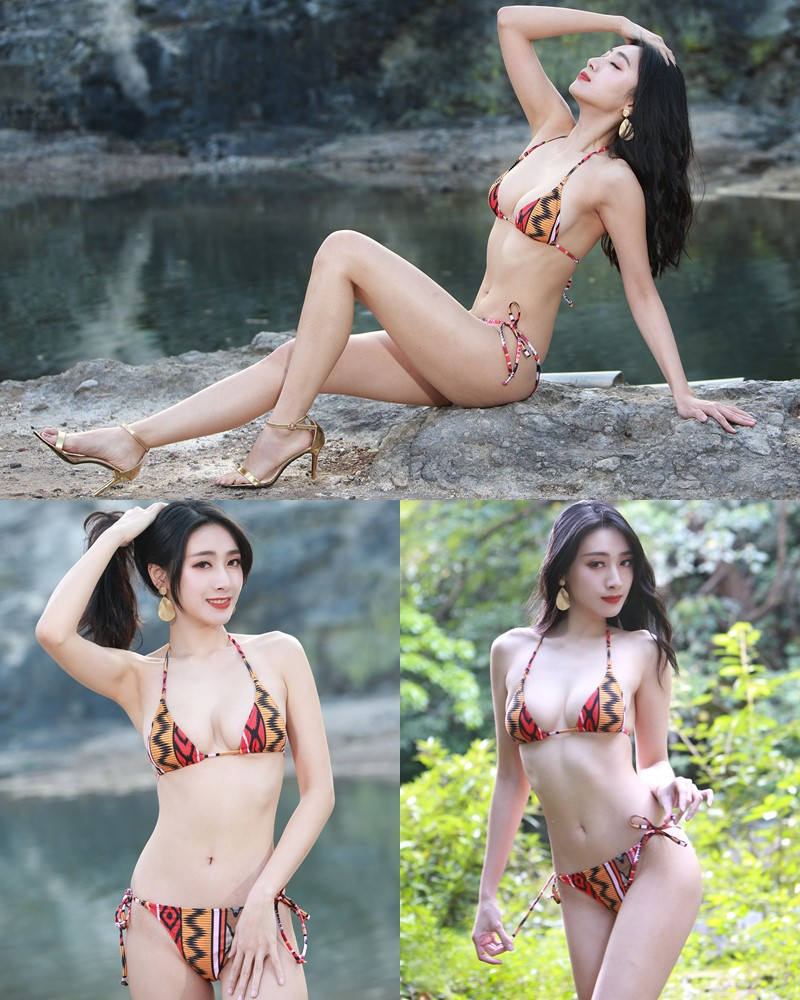 Taiwanese Model - 段璟樂 - Lovely and Sexy Bikini Baby - TruePic.net