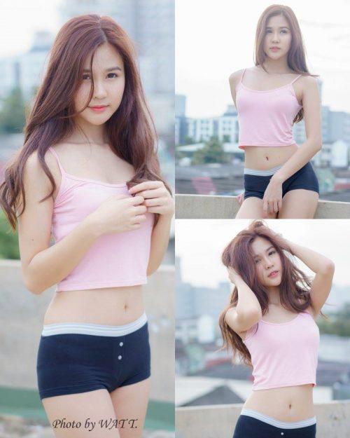 Thailand Cute Model - Supansa Yoopradit - Sky, Windy & Lookpla - TruePic.net