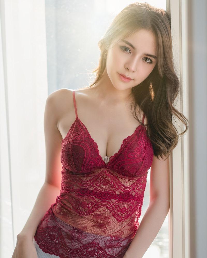 Thailand Model - Soithip Palwongpaisal - Waiting You Back Home - TruePic.net