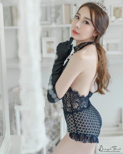 Thailand Model - Thipsuda Jitaree - I Am a Beautiful Princess - TruePic.net