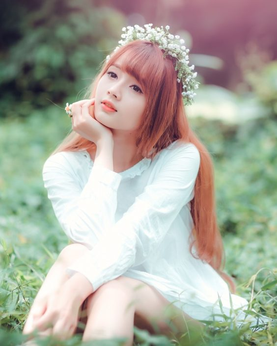Vietnamese Hot Girl - Le Ly Lan Huong - Angel Of The Forest - TruePic.net