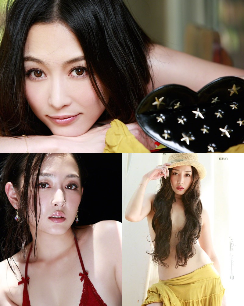 Wanibooks No.123 - Japanese Voice Actress and Model - Sayuri Anzu - TruePic.net
