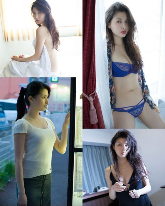 Wanibooks No.124 - Japanese Gravure Idol and Actress - Manami Hashimoto - TruePic.net