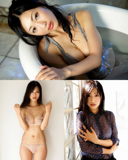 [YS Web] Vol.525 - Japanese Actress and Gravure Idol - Mitsu Dan - TruePic.net