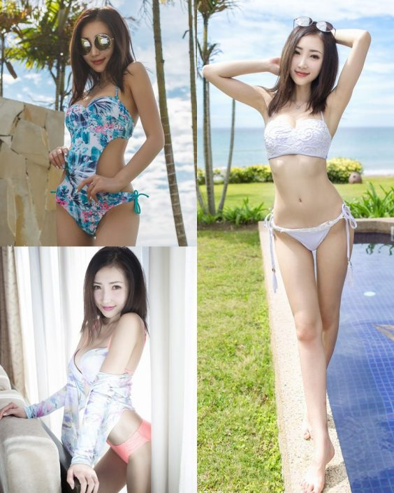 YouMi Vol.039 - Chinese Model Yumi Youmei (尤美) - Summer Swimsuit Collection - TruePic.net