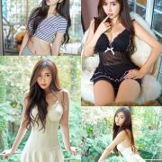 FEILIN Vol.052 – Chinese Pretty Model – 方绮言Ayaka - TruePic.net