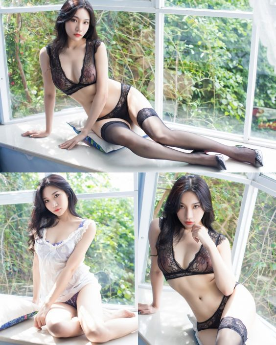 IMISS Vol.187 - Chinese Model Xiao Hu Li (小狐狸Sica) With Stockings Beautiful Legs - TruePic.net