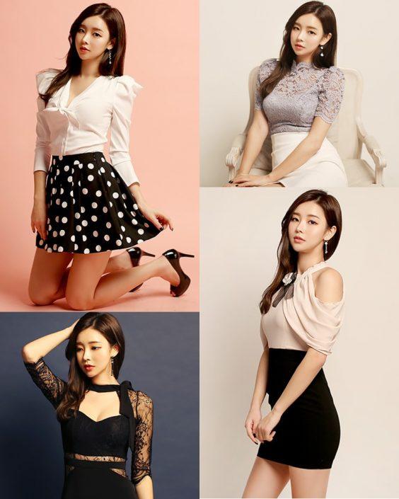 Korean Beautiful Model – Park Da Hyun – Fashion Photography #4 - TruePic.net