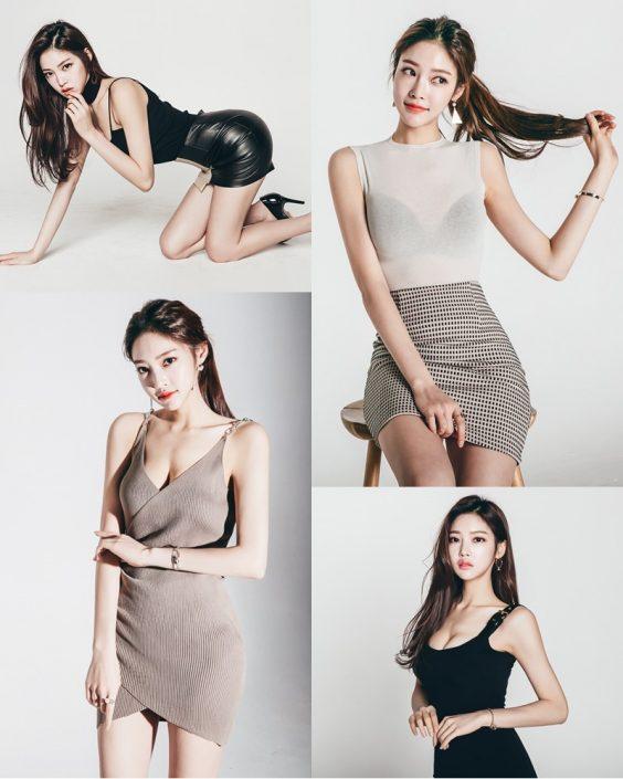 Korean Beautiful Model – Park Jung Yoon – Fashion Photography #10 - TruePic.net