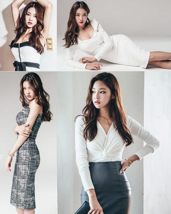 Korean Beautiful Model – Park Jung Yoon – Fashion Photography #7 - TruePic.net