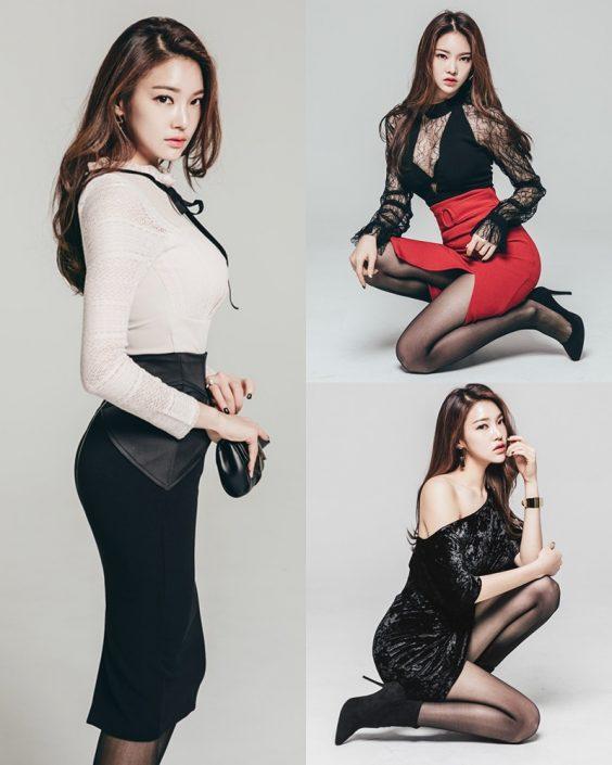 Korean Beautiful Model – Park Jung Yoon – Fashion Photography #8 - TruePic.net