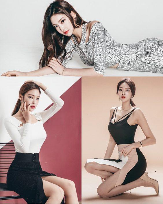 Korean Beautiful Model – Park Jung Yoon – Fashion Photography #9 - TruePic.net