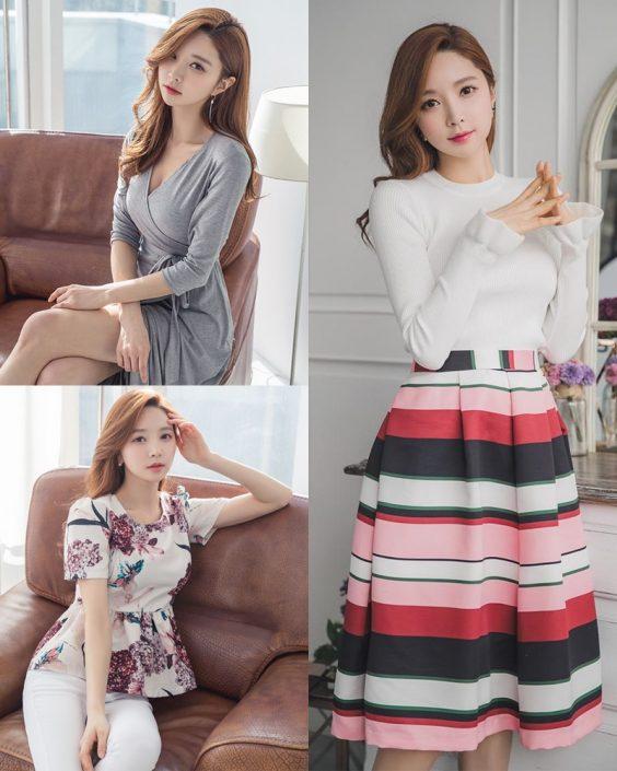 Korean Beautiful Model – Park Soo Yeon – Fashion Photography #8 - TruePic.net
