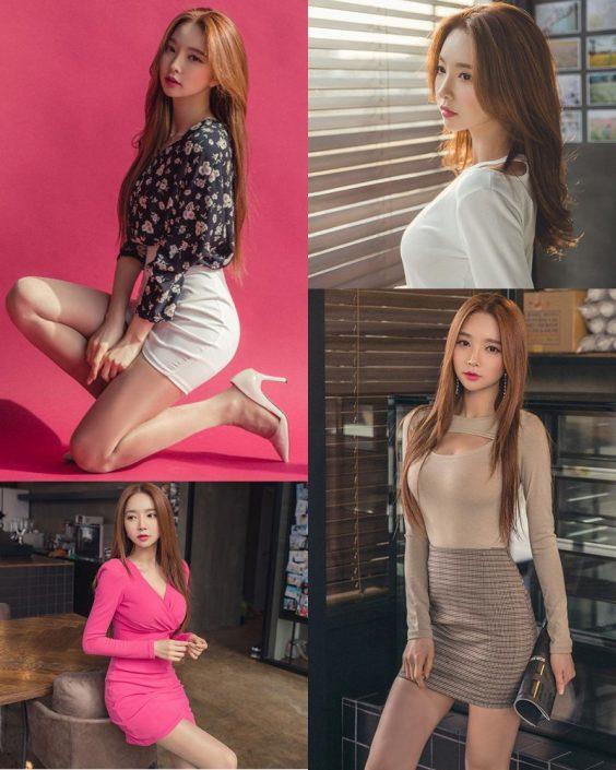 Korean Beautiful Model – Park Soo Yeon – Fashion Photography #9 - TruePic.net