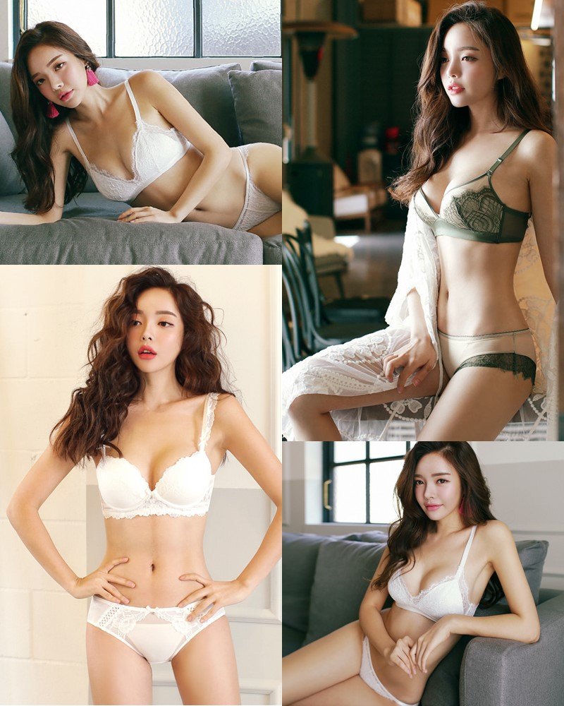 Korean Fashion Model – Jin Hee – Sexy Lingerie Collection #2 - TruePic.net