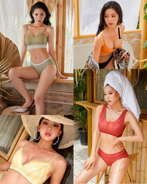 Korean Fashion Model – Lee Chae Eun (이채은) – Come On Vincent Lingerie #6 - TruePic.net