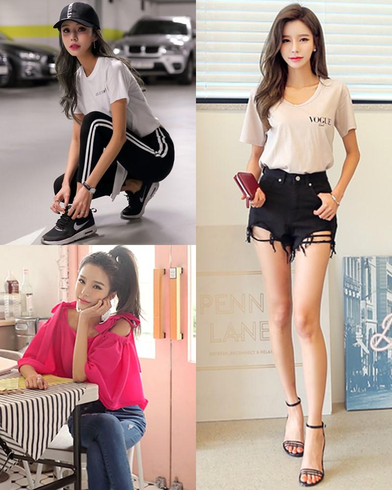 Son Ju Hee Beautiful Photos – Korean Fashion Collection #2 - TruePic.net