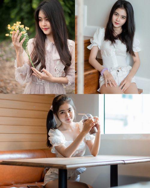 Thailand Cute Model - Boss'z Pomsavas - Concept Free Day - TruePic.net