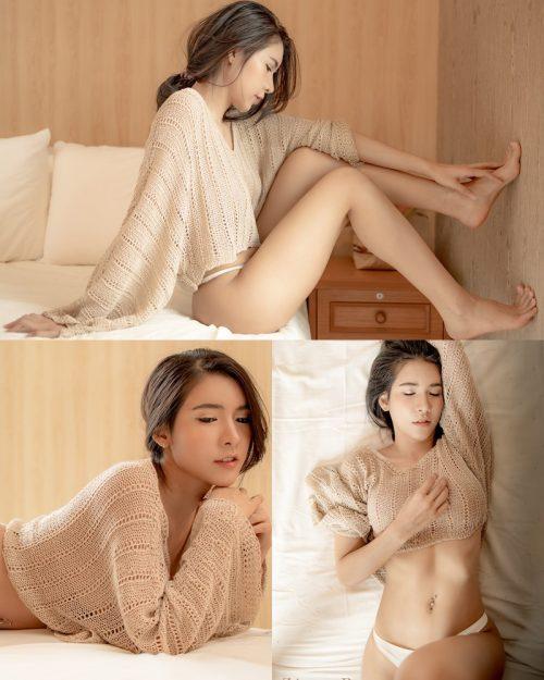 Thailand Model - อิสรีย์ สิริหิรัญนันทน์ - Angel's Eyes Concept - TruePic.net